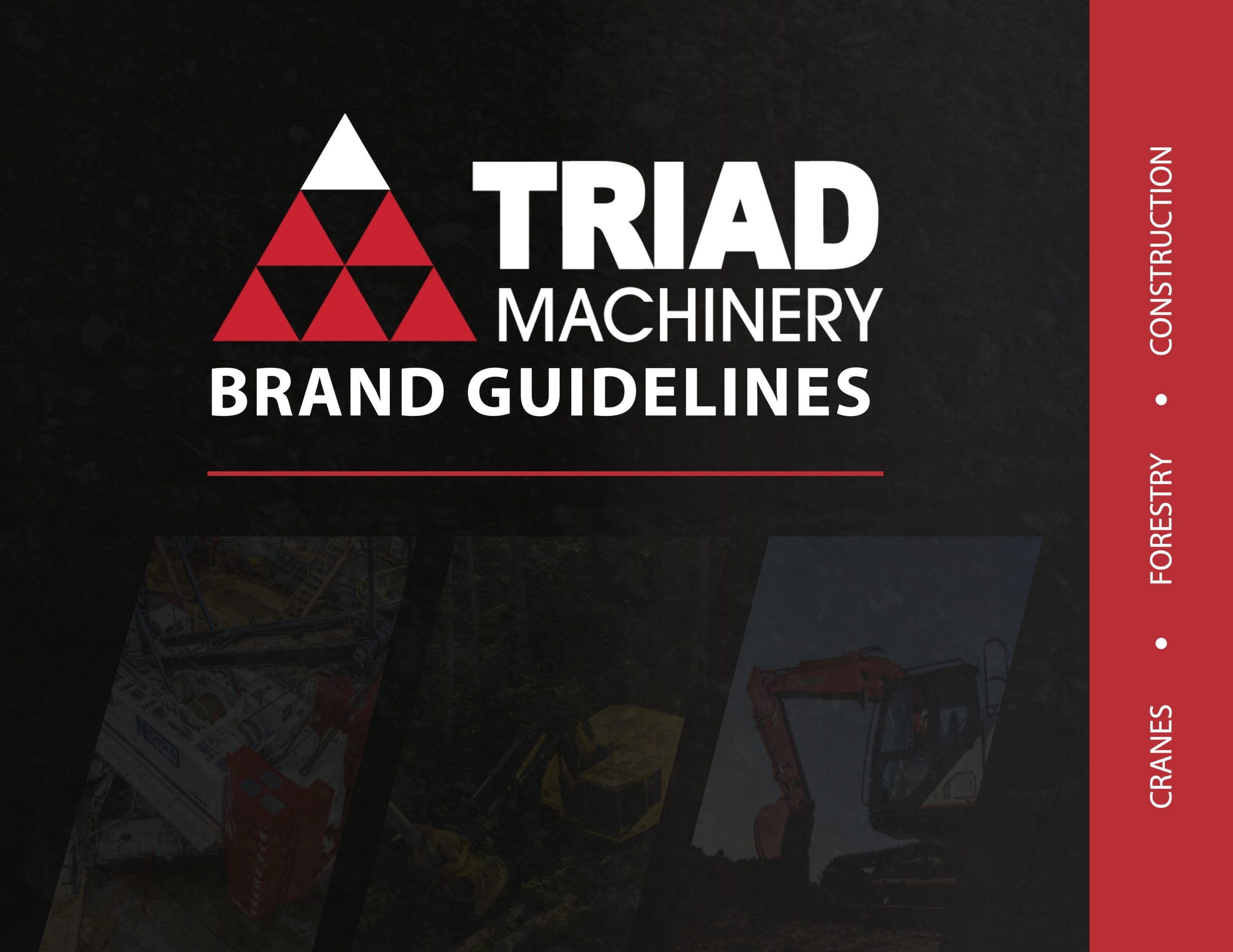 Triad Machinery Brand Book